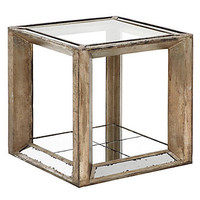 Z Gallerie - Pascual End Table