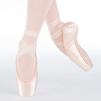 Suffolk Women's Pink Spotlight Pointe Shoe