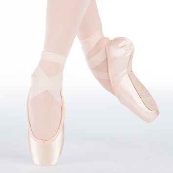 Suffolk Pink Spotlight Women's Pointe Shoe