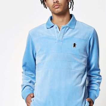 Grizzly Tahoe Long Sleeve Polo Shirt at PacSun.com