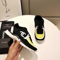 New Fashion Double C Low Top Sneaker Reference #1194 - Beauty Ticks