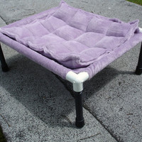 Hammock 15 by 19 inch cat or dog in a soft dusky lilac by firesky7