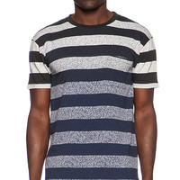 LEVI'S: Made & Crafted Classic Tee in Navy