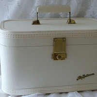 Vintage Lady Baltimore Cosmetic Case by NewEnglandVintage on Etsy
