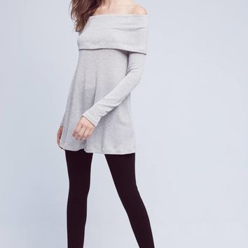 Naples Off-The-Shoulder Tunic Top