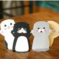 Baby Cat Sticky Note Set