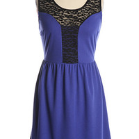 New York Minute Dress in Blue - $44.95 : Indie, Retro, Party, Vintage, Plus Size, Convertible, Cocktail Dresses in Canada