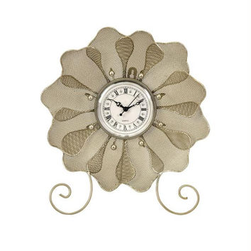 Decorative Clock - Use On Table Or Wall