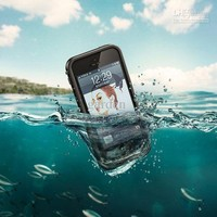 New Waterproof Shockproof and Dirtproof Case for Iphone 4 4s Case White Case This listing is for White Case only