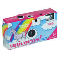 Unicorn Disposable Camera