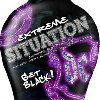 Extreme Situation Extreme Black Tanning Lotion by Devoted Creations for Jersey Shore The Situation