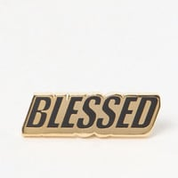 Pintrill Blessed Pin at PacSun.com
