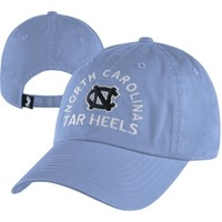North Carolina Tar Heels Carolina Blue Faircatch Washed Adjustable Hat