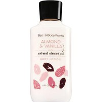 Bath & Body Works ALMOND & VANILLA Body Lotion 8 oz