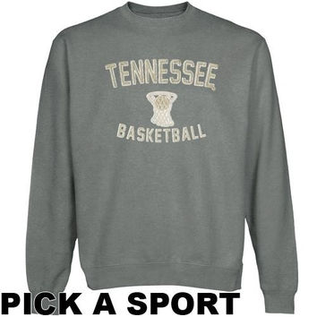 Tennessee Volunteers Legacy Sweatshirt - Gunmetal