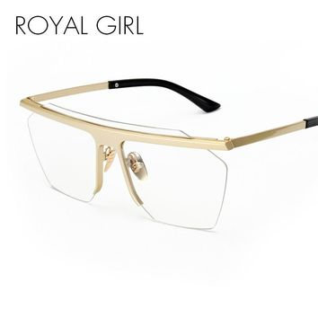 Royal Girl 2017 Designer Women Eyeglasses frames Vintage