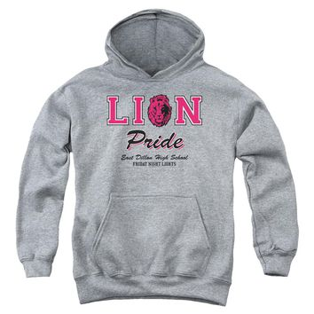 Friday Night Lights - Lions Pride Youth Pull Over Hoodie