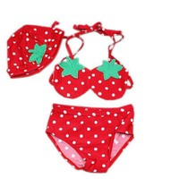 Strawberry Swimming Suit