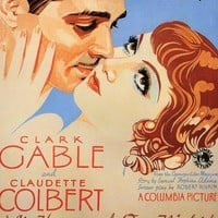 It Happened One Night 11x17 Movie Poster (1934)