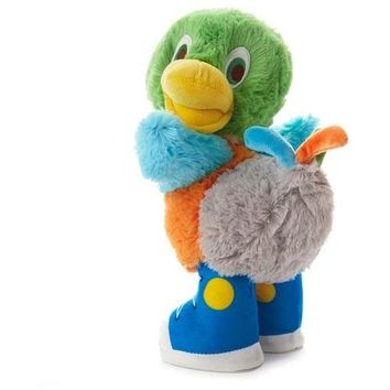Hallmark Booty-Shakin' Duck Interactive Stuffed Animal Booty-Shakin' Duck Interactive Stuffed Animal