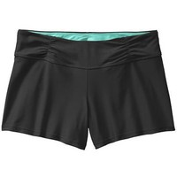 Athleta Women Shirred Band Short