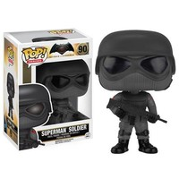 Batman v Superman Superman Soldier Pop! Vinyl Figure