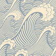 Removable Wallpaper - Waves of Chic