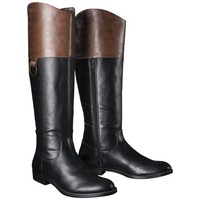 Women's Merona® Karri Tall Boots - Black