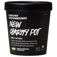 New Charity Pot Body Lotion