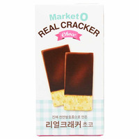 Chocolate Coated Crackers by Market O 3.39 oz
