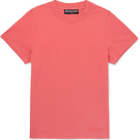 Balenciaga - Cotton-Jersey T-Shirt