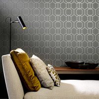 Gatsby wallpaper from Today Interiors