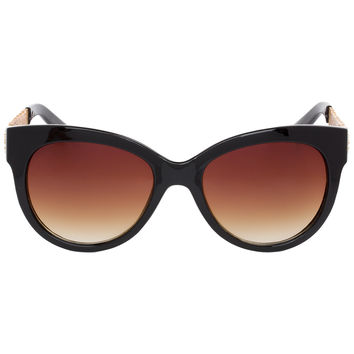 Crimson Sunglasses - Black