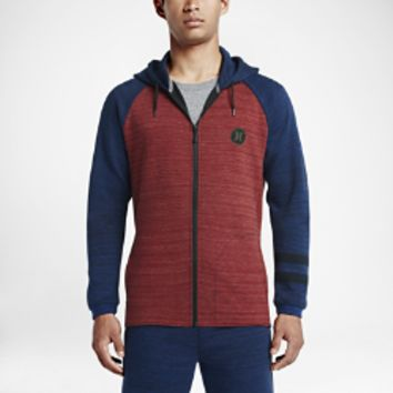 Hurley Phantom Apex Zip Fleece Men's Hoodie