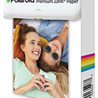 Polaroid 2x3 inch Premium ZINK Photo Paper TRIPLE PACK (30 Sheets) - Compatible With Polaroid Snap, Snap Touch, Z2300, SocialMatic Instant Cameras & Zip Instant Printer