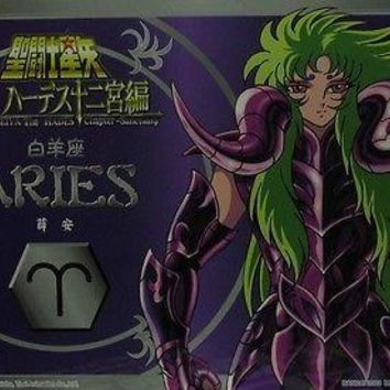 Saint Seiya The Hades Chapter Sanctuary Aries Action Figure Bandai Asia