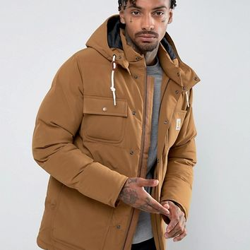 Carhartt WIP Alpine Jacket With Removable Hood at asos.com