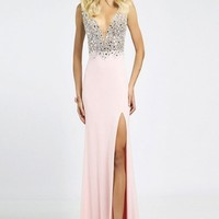 Jovani Pink Dress 20906 - Prom Dresses