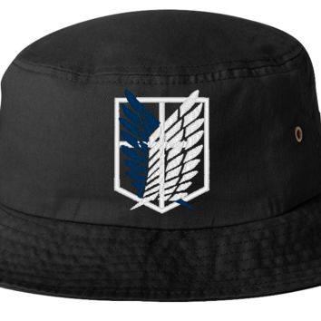 Titan / Shingeki no Kyojin Anime bucket hat