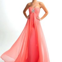 Flash Dress 64428L at Peaches Boutique