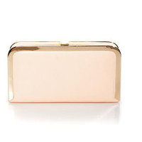 Blast from the Pastel Pale Peach Clutch