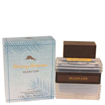 ONETOW Tommy Bahama Island Life by Tommy Bahama Eau De Cologne Spray 3.4 oz