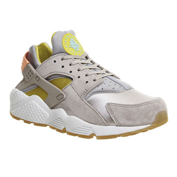 Nike Air Huarache Metallic Silver Glow La - Unisex Sports