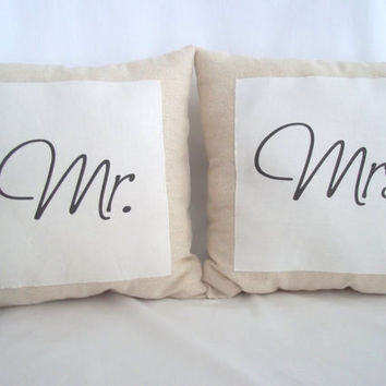 SALE - Mr. & Mrs.