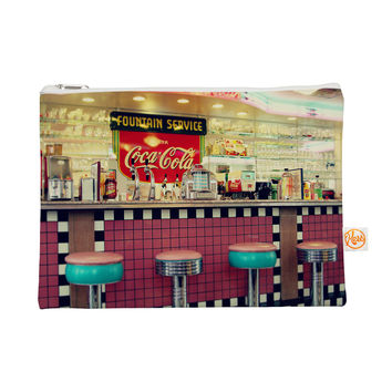 "Sylvia Cook ""Retro Diner"" Coca Cola Everything Bag"