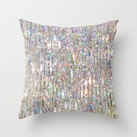 Decorative Standard Pillowcase To Love Beauty Is To See Light Crystal Prism Abstract Pillow Cover 20X20 Inches