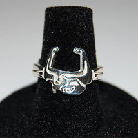 The Legend of Zelda Midna Wolf Link Ring - PREORDER