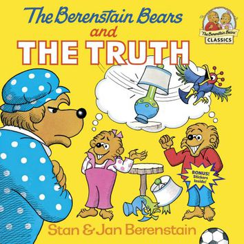 The Berenstain Bears and the Truth - Walmart.com