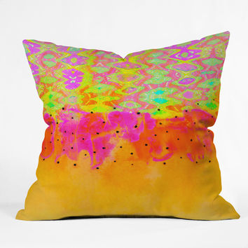 Ingrid Padilla Bliss Throw Pillow
