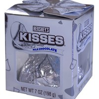 Kisses Giant Milk Chocolate, 7-Ounce Packages (Pack of 4)
